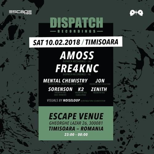 Fre4knc - Dispatch Timisoara Promo Mix