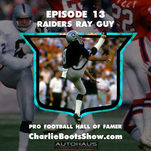 Episode 13 | Ray Guy Raiders Hall of Famer