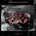 Joey Bada$$ x Chuck Strangers 80 Blocks Artwork