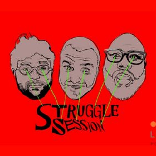 Leslie Lee III of Struggle Session on the Lush Left Podcast