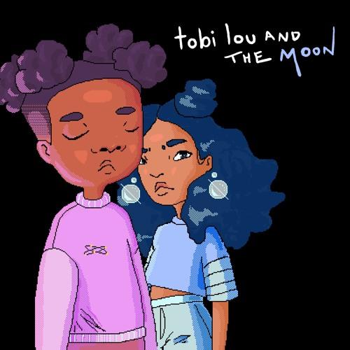tobi lou and the Moon