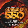 Mark Sherry - Outburst Radioshow 550 2018-02-09 Artwork