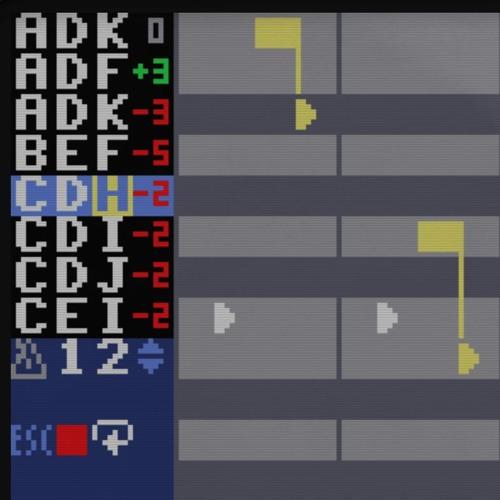 JS80TRX Manx Mix Tape 1