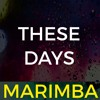 These Days Marimba Ringtone - Rudimental ft. Jess Glynne, Macklemore & Dan Caplen