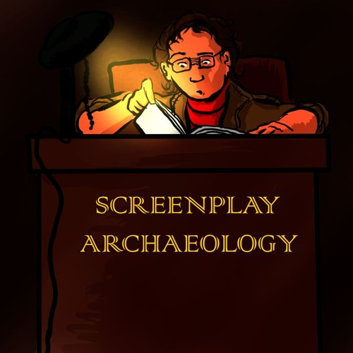 Screenplay Archaeology Episode 36: Tomb Raider