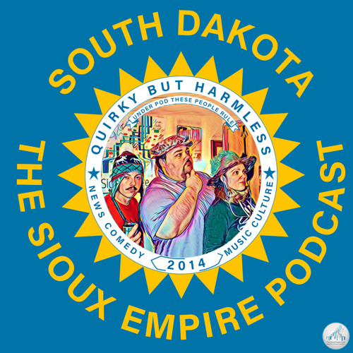 Sioux Empire Podcast 097 Owl Creek Bridge and Theresa Stehly