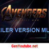 AVENGERS : INFINITY WAR Trailer Version Music | Proper Official Movie Soundtrack Theme Song V1