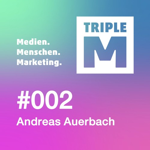 #2 - Andreas Auerbach, AMM Streamtech