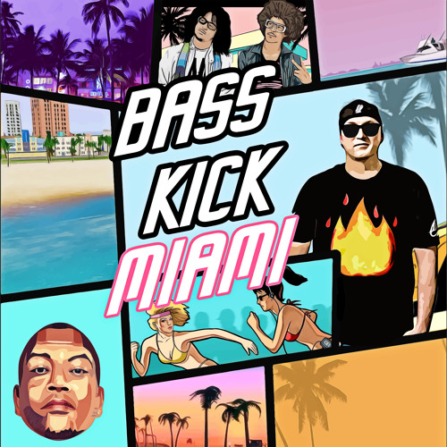 Chuckie & LMFAO - Let The Bass Kick In Miami (Jaycen Amour Recharge)