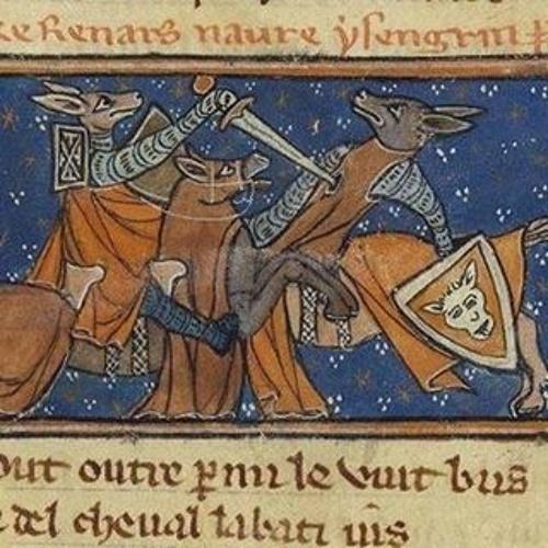 Fréquence Médiévale (064) - Colloque Kaamelott (première partie)