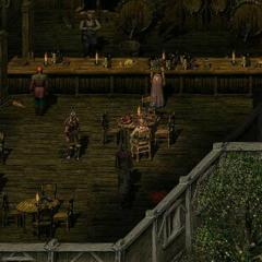 Divinity Original Sin 2 - Tavern fight