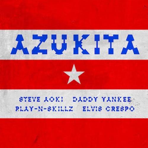 Steve Aoki Feat. Daddy Yankee, Play - N-Skillz, & Elvis Crespo - Azukita (Krytura Bootleg)