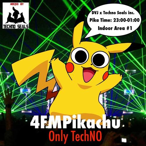 4FMPikachu - Pika Time 23:00-01:00