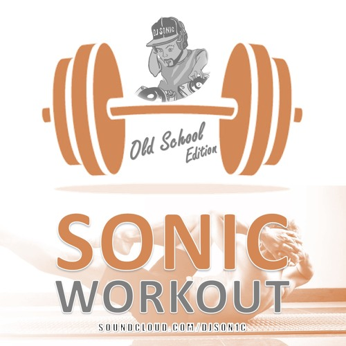 Sonic Workout Mix Tape - Old School Edition