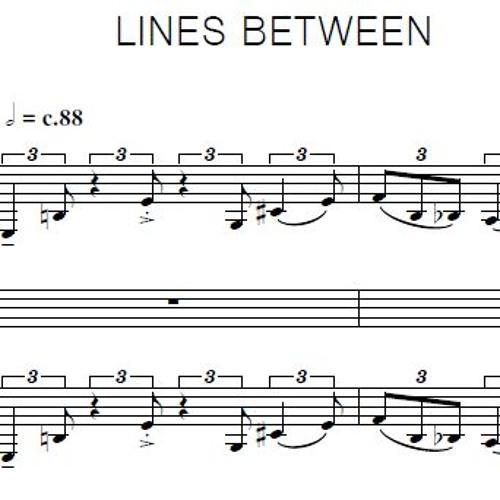 Lines between