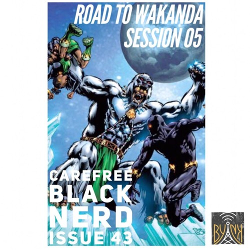 CBN Season 4 | Issue 43 | M'Baku