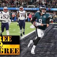 Philadelphia Eagles Are Thinking Dynasty | Agree 2 Disagree