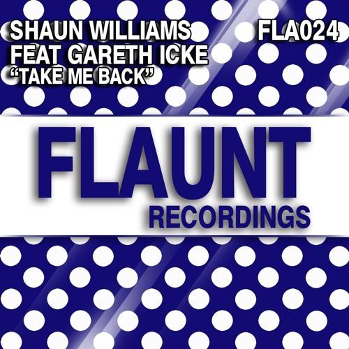 Shaun Williams Feat Gareth Icke - Take Me Back (sample)