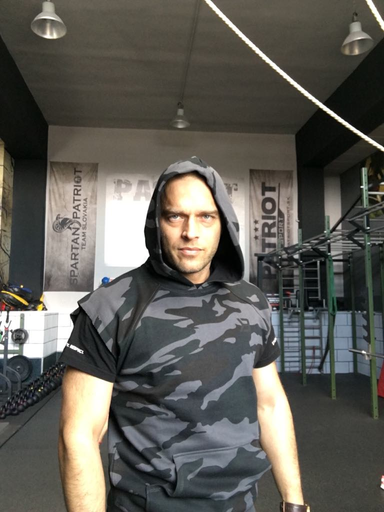 46. Podcast Mužom.sk: #1 Michal Lakatoš - Môj osobný tréner/Ľadoborci Slovensko