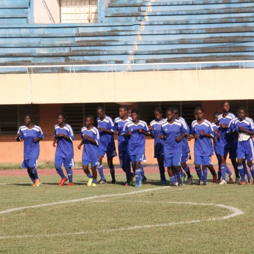 A Girls' Game on Women in Action, The Gambia