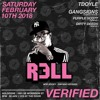 R3LL @ Verified in Portland, Oregon (LIVE)