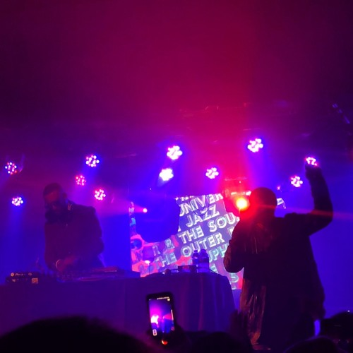 Madlib confirms MADLIB x BLACK STAR at DJ set in Denver