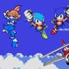 Sonic 2 Ending - Sweet Dreams (Japanese) Mash-Up Remix