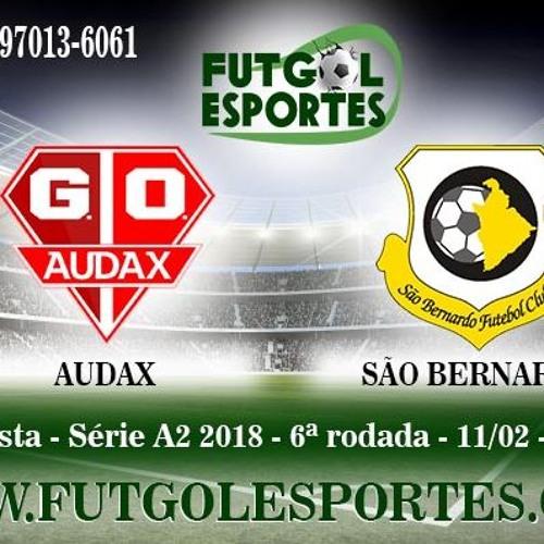 AUDAX 0 X 2 SÃO BERNARDO
