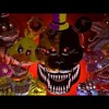 Five Nights At Freddy's 4 Song - Nightmare Em Portugues - BR