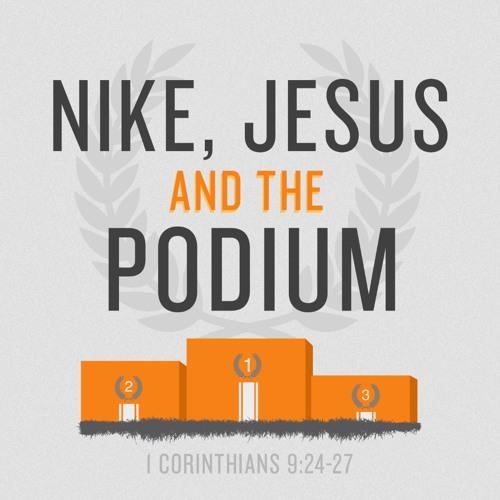 """2-11-2018 """"Nike, Jesus and the Podium"""" Rev Clay Thomas"""