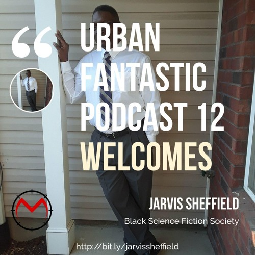 Urban Fantastic Podcast 12 - Genesis Man