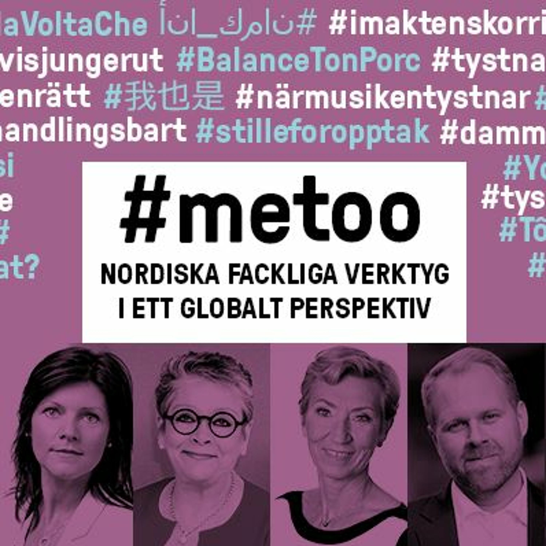 #metoo – Nordiska fackliga verktyg i ett globalt perspektiv