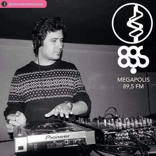 Nphonix - Resonance #129@Megapolis 89.5 FM 03.02.2018