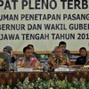 KPU Jateng: Resmi Jadi Calon, Ida Fauziyah dan Taj Yasin Ditunggu Surat Mundur dari DPR