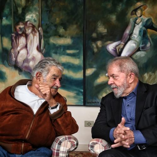 Lula terá encontro com Mujica no início da caravana pelo Rio Grande do Sul