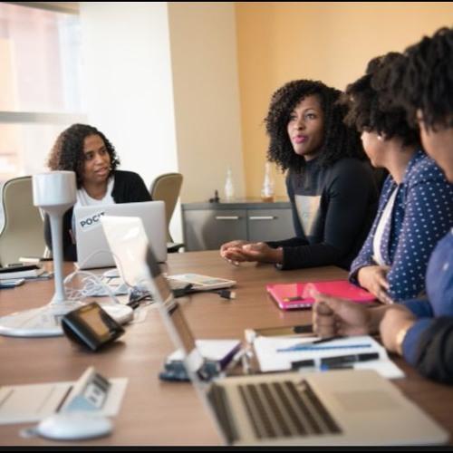 Creating My Facebook Group called Boss Ladies