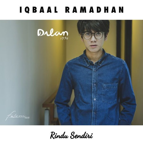 Iqbaal Ramadhan - Rindu Sendiri (OSst Dilan 1990) (Cover)
