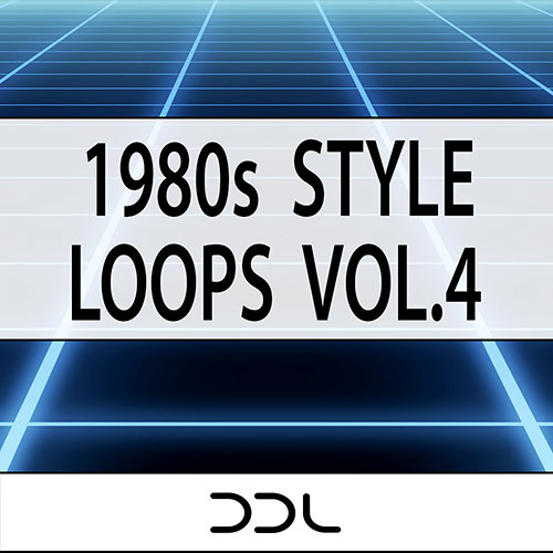 Deep Data Loops - 1980s Style Loops Vol 4 by SynthPresets
