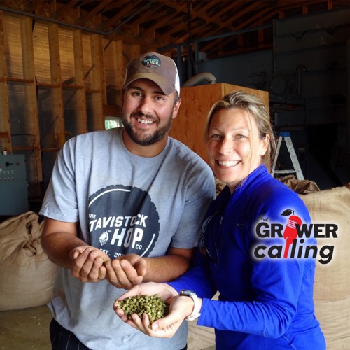 Kyle Wynette, hops grower, discusses selling to craft brewers
