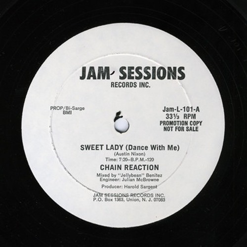 Chain Reaction - Sweet Lady (The Funk District 5K Edit)/// FREE DOWNLOAD ///