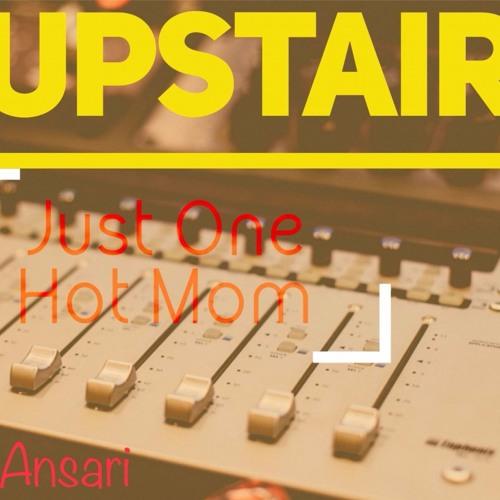 Upstairs!