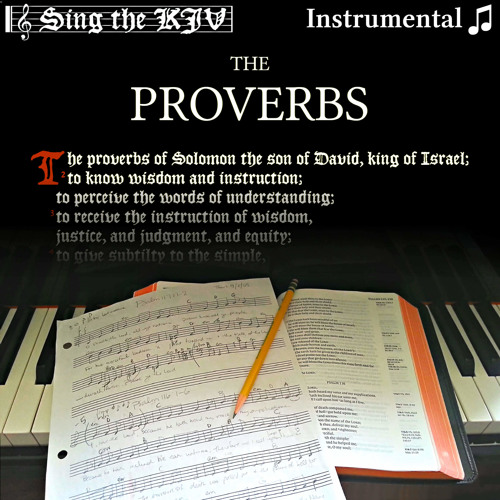 Proverbs 19:1-29 Instrumental