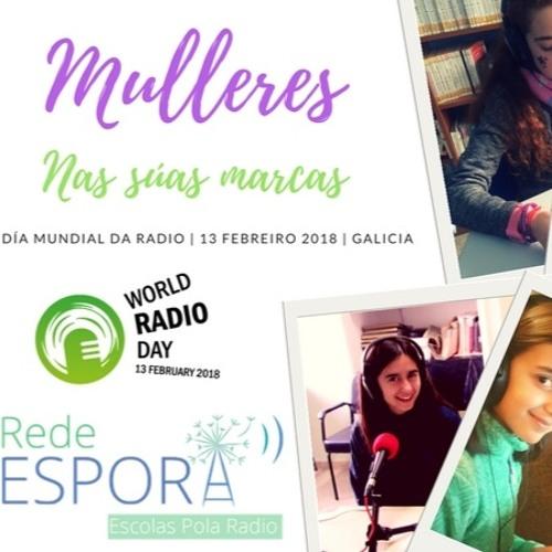 Día Mundial da Radio 2018 - Mulleres nas súas marcas - Rede ESPORA