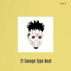 """Hard 21 Savage Type Beat - """"Pistol Whippin'"""""""