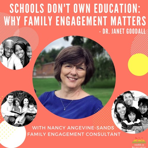 Schools Don't Own Education With Nancy Angevine Sands - Janet Goodall