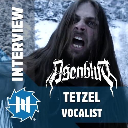 Interview with Asenblut vocalist Tetzel in February 2018