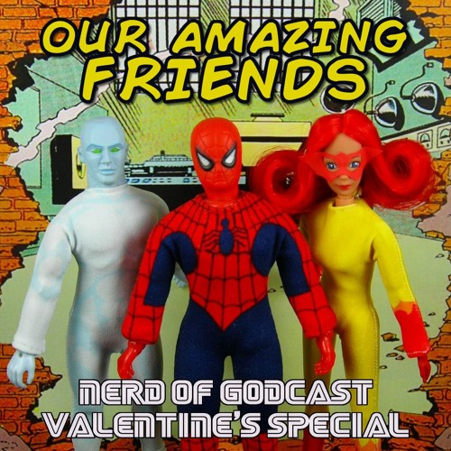 Episode 60 // Our Amazing Friends (A Valentine's Special)