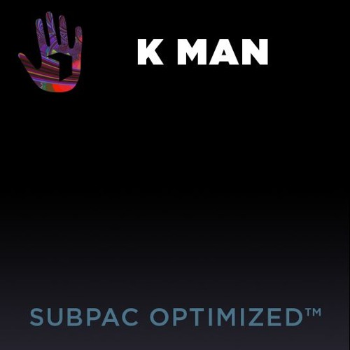 K Man The Phantom - Bass Waves *EXCLUSIVE*(SUBPAC Optimized)