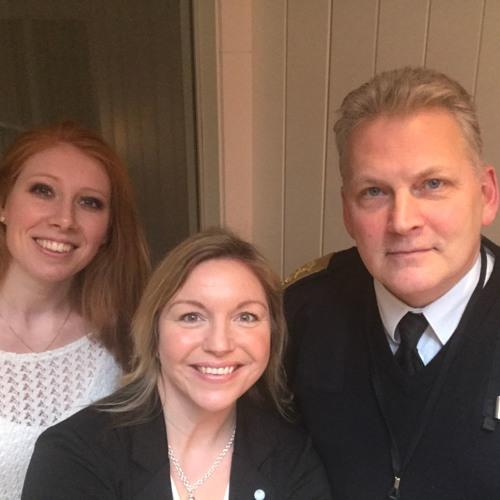 Svenskt cyberförsvar med brigadgeneral Fredrik Robertsson