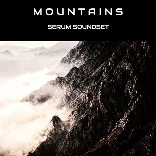 Mountains - Serum soundset